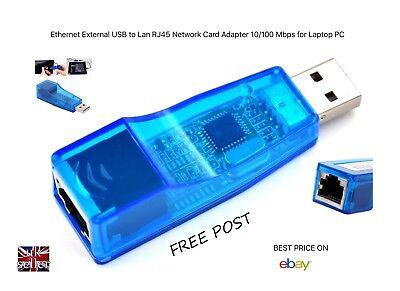 Lightning A Adaptador Ethernet RJ45 Cable de red LAN con Cable Usb Adaptador ✔ Reino Unido Stock