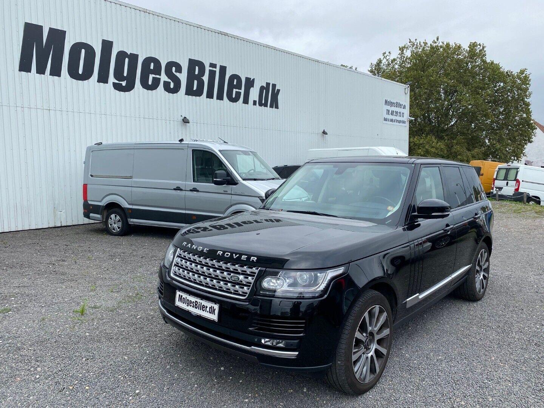 Land Rover Range Rover 4,4 SDV8 Vogue aut. 5d - 949.900 kr.