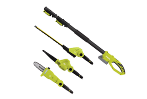 Sun-Joe-Cordless-Lawn-Care-System-Hedge-Trimmer-Pole-Saw-Leaf-Blower