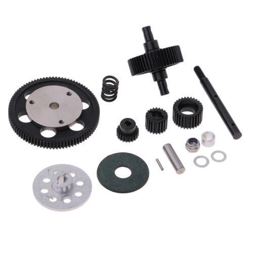 Full Metal Steel Gear Set for Axial SCX10 1:10 4WD RC Rock Crawler Accessory