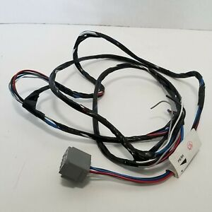 oem gm wiring harness 07 17 oem gm trailer towing wiring harness 25910883 enclave  oem gm trailer towing wiring harness