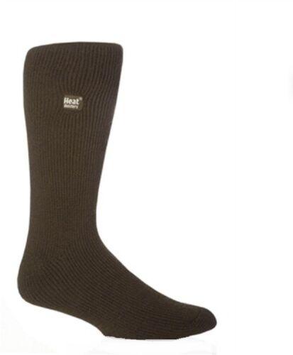 Mens GENUINE Thermal Winter Warm Heat Holders Socks BIGFOOT 12-14 UK 46-50 EUR