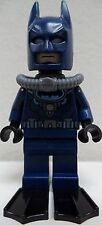 LEGO Super Heroes Batman Blue Wetsuit - Brand New - 76010 Minifigure DC Comics