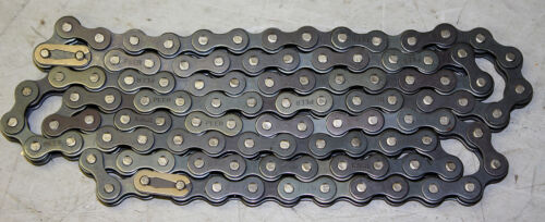"""50/"""" 52 link Roller Chain #43 Bicycle Chain Bike 1//8/"""" Roller Width"""