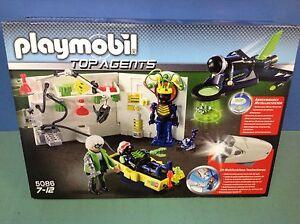 N5086-playmobil-salle-d-039-operation-Top-Agent-ref-5286-boite-neuve-non-ouverte
