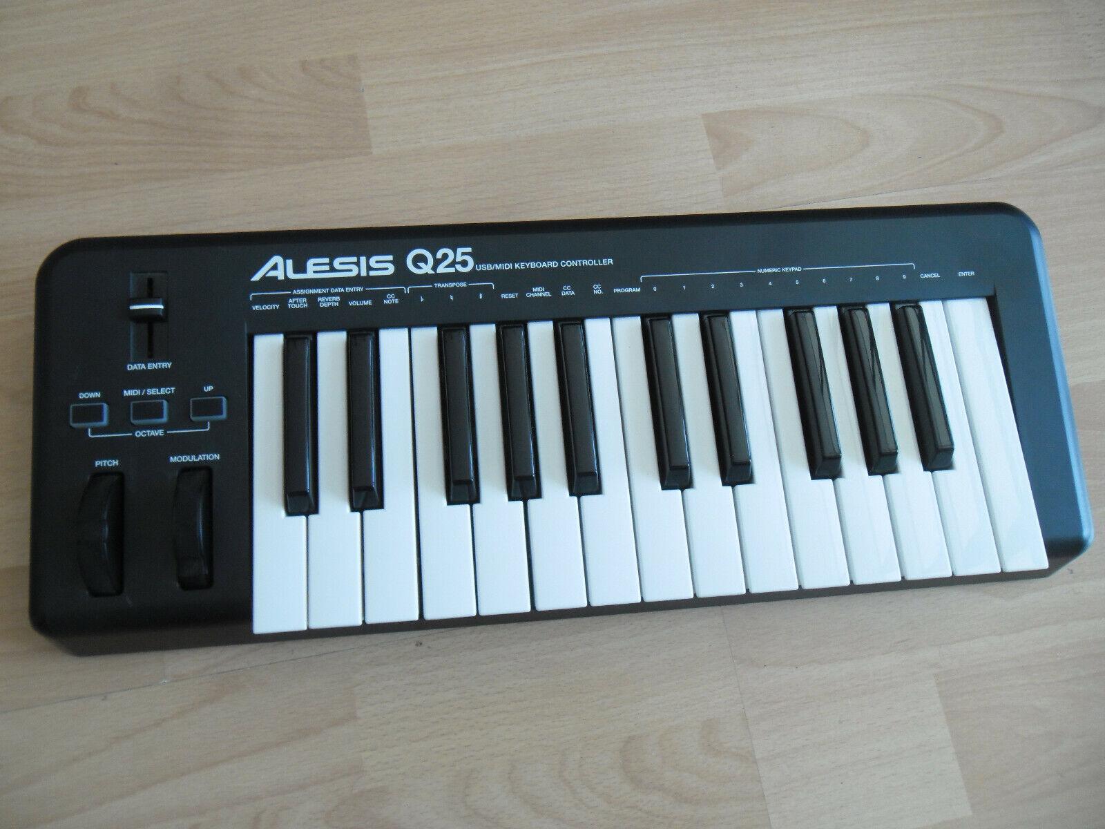 basso prezzo del 40% ALESIS Q25 MIDI CONTROLLER,USB EX DEMO NEGOZIO,GARANZIA NEGOZIO,GARANZIA NEGOZIO,GARANZIA 24 MESI  vendita calda
