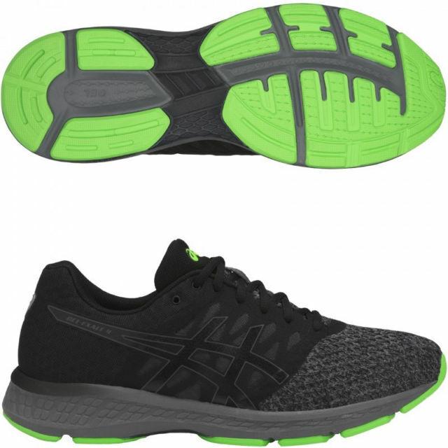 Asics Gel Exalt 4 Mens Running schuhe UK Größe 11