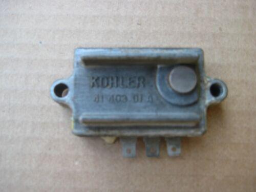 Kohler voltage regulator OEM John Deere 210 212 214 216 300 314 317