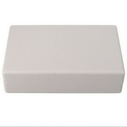 Waterproof Plastic Cover Project Electronic Case Enclosure Box 125x80x32mmC jjla