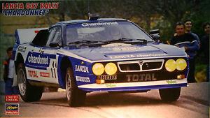 Modello-Auto-Lancia-037-Rally-034-Chardonnet-034-Hasegawa-1-24-art-20264