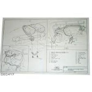 image is loading 1965-1966-ford-mustang-rallye-pac-pack-wiring-