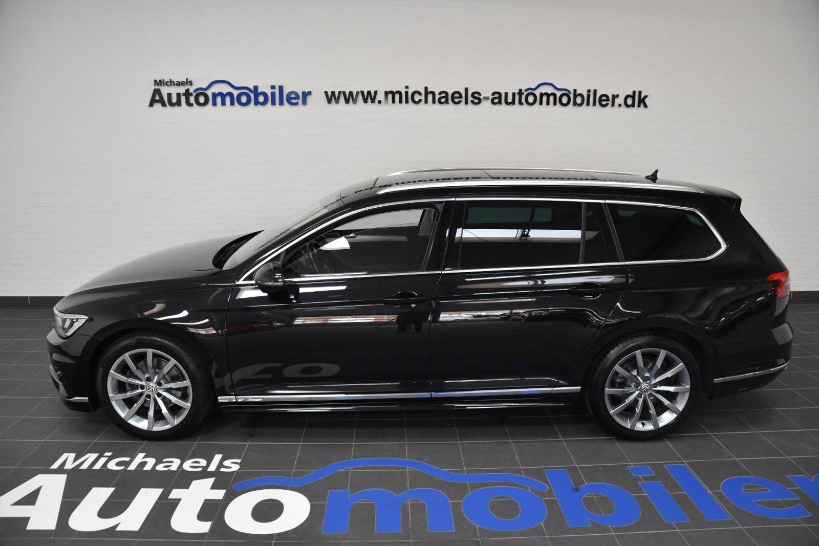 VW Passat 2,0 TDi 190 Highl. Variant DSG 5d - 379.900 kr.