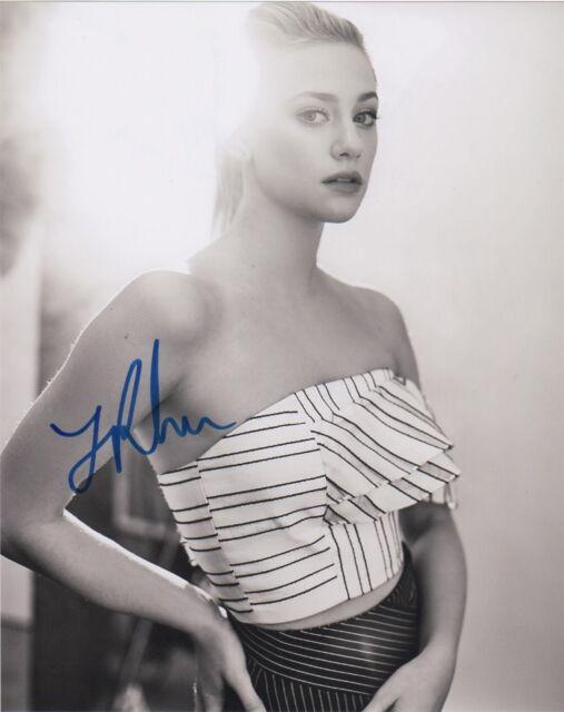Lili Reinhart Riverdale Autographed Signed 8x10 Photo COA #9