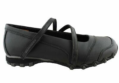 NEW SKECHERS BIKERS HOBBIE Work Shoes