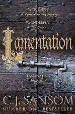 Lamentation (The Shardlake Series), Sansom, C. J. | Paperback Book | Acceptable