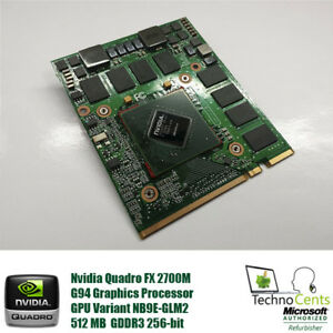 QUADRO FX 2700M WINDOWS 7 64BIT DRIVER