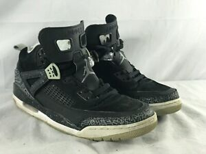 the best attitude 7f0d8 37902 Image is loading Air-Jordan-Spizike-Oreo-Basketball-Shoes-SKU-315371-