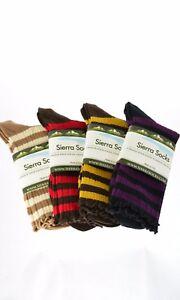 Sierra-Socks-Organic-Cotton-Crew-Stripe-Socks-W14861-2052