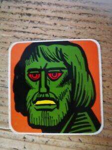 R9  retro sticker DE HULK kermis fair kermesse sticker autocollant