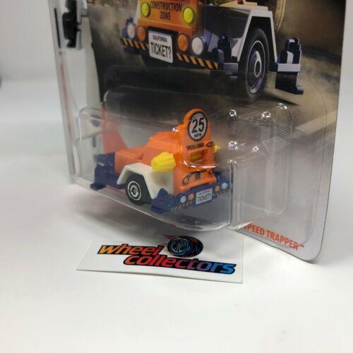 2020 Matchbox Mix 4 Case V Orange Speed Trapper #98 HG14