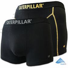 CAT® CATERPILLAR Herren Boxer Shorts Retro Short Boxer Long Unterhose lang kurz