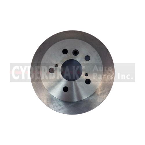 31433 Rear Brake Rotor Pair of 2