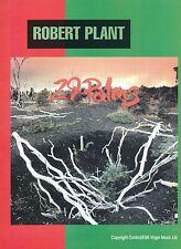 29 PALMI-ROBERT PLANT - 1993 SPARTITI MUSICALI