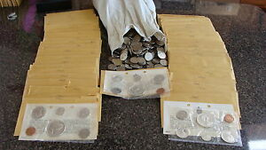 3 1967 CANADA Canadian Centennial  PL SILVER SETS   FREE PRE 1981 5 CENT ROLL