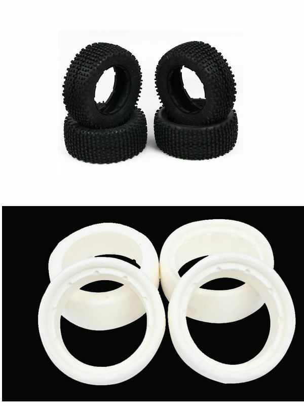 Speedway Tire tyre + inner foam for Losi 5ive-t Rovan  LT DTT 1 5 rc auto gas  connotazione di lusso low-key