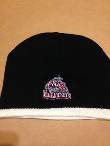 Columbus Blue Jackets NHL Hat Cap Knit Toque Beanie Stocking Stars IHL Chill