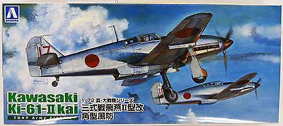 "Aoshima 22290 I.J.N. Type 3 Fighter Model 2 ""Fast-Back Canopy"" 1/72 scale kit"