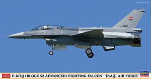 """HASEGAWA F-16IQ (BLOCK 52 ADVANCED) """"IRAQI AIR FORCE"""" Limite edition 07412-1/48 - France - État : Neuf: Objet neuf et intact, n'ayant jamais servi, non ouvert. Consulter l'annonce du vendeur pour avoir plus de détails. ... Caractéristiques: Militaire Matériau: Plastique Assemblage: Kit monter Fabriquant: Hasegawa Echelle: 1/48 - France"""