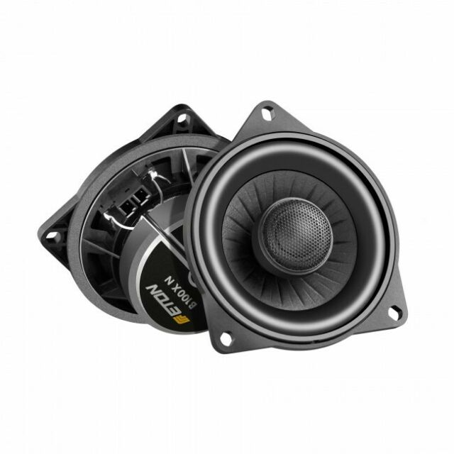 For BMW Mini Paceman R61 2-way Coax Car Speaker Doors Front Doors Rear
