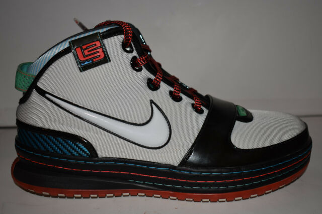 73f26e9a1680 RARE Nike Zoom Lebron VI 6 Tale of 3 Cities Miami South Beach 10.5  346526-181 for sale online
