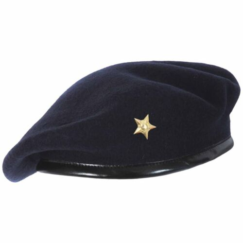 Men Cool Mix Wool Military Special Force Army French Artist Hat Cap Beret