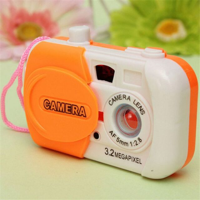 2PC Kids Children Baby Learning Study Camera Take Photo Educational Toys Gift TR