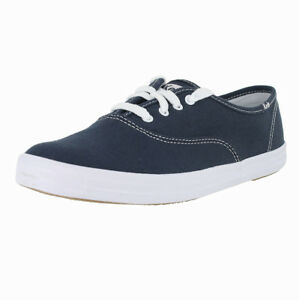 642325f4598d5 Image is loading KEDS-CHAMPION-OXFORD-CANVAS-NAVY-WF34200-WOMENS-US-