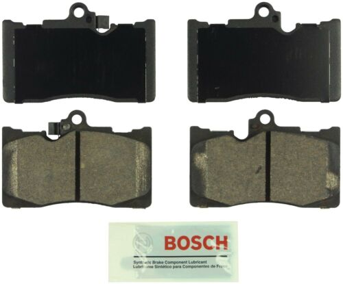 Front Blue Disc Brake Pads Bosch BE1118 For Lexus GS Turbo GS350 IS350 GS450h