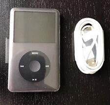 Apple iPod classic 7th Generation Black (160 GB) ⭐️90 DAY APPLE WARRANTY!⭐️