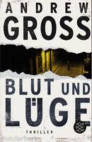 *- BLUT und LÜGE - Andrew GROSS  tb (2008)
