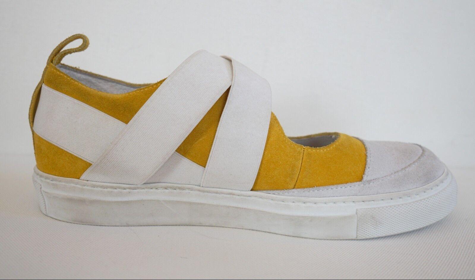 MASNADA Suede Sneakers Sneakers Sneakers shoes EUR-39 US-9 b537fc