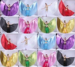 Isis-Wings-Schleier-Bauchtanz-Belly-dance-Kostuem-Fasching-Karneval-Fluegel