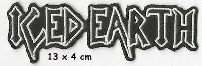 Iced Earth - Logo patch - FREESHIPPING !!!
