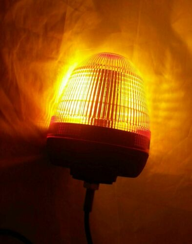 2x luces giratorias luz giratoria luz de advertencia 2x soporte anschraubbar acoplable