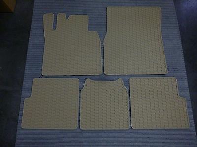 incl DeLuxe Fußmatten für Mercedes Benz W463 LANG G-Modell Kofferraummatte NEU
