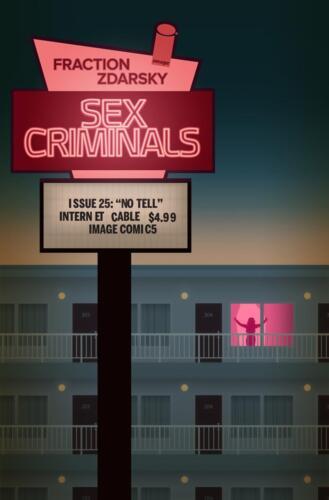 Sex Criminals #25A 2018 Flat Rate Shipping-Use Cart Near Mint 9.4 1st Print