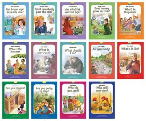 NEW-14-Little-Lights-Set-Christian-Hero-Biographies-Missionary-Focus-Stories