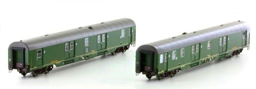 LS Models 46301 2tlg. db post MRZ + MRZ, Green, 200 KMH, Deutsche Post AG, ep.v
