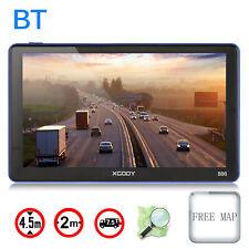 886 7 inch Truck Car GPS Navigation sat nav Navigator + Free Lifetime Maps