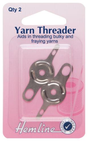 Hemline Yarn Threader